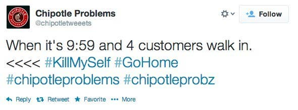 31 Ways To Make Chipotle Employees Hate You