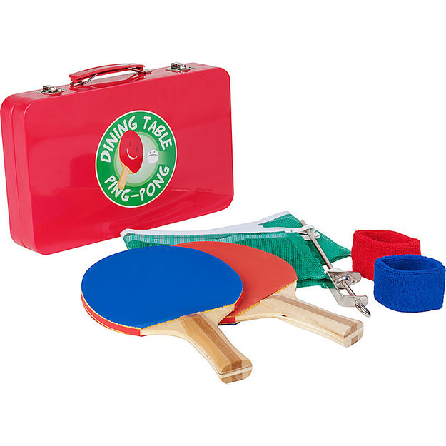 Portable Dining Table Ping-Pong Kit, $29.95 Buy or Sell Electronics, Clothing, Accessories, Collectibles, cheapest cellphones, electronics stores onlines, and more