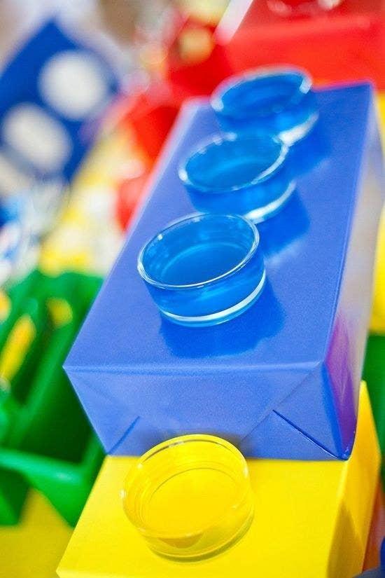 Lego Bricks Tissue Box Decorations