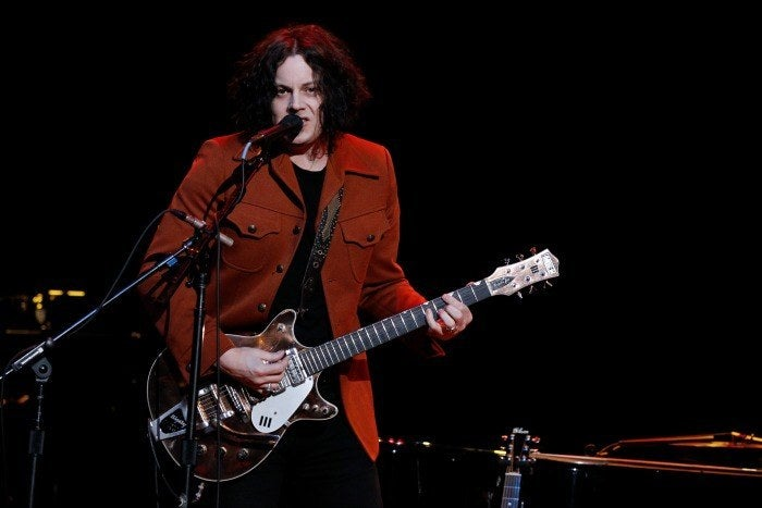 All in a Record Store Day's work for Jack White.