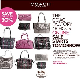 coach outlet logo 6jdz  Coach Factory for discounts, Coach full-price for fashion