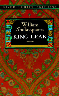 an analysis of edgars quote at the conclusion of william shakespeares play king lear Hamlet and lear – hamlet and king lear are often said to be shakespeare's two greatest works, and both are tragedies however, there's a huge divide however, there's a huge divide where hamlet knows too much about life, has gazed too deeply into its state of affairs, lear has failed to gaze into the nature of life.