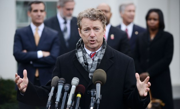 There Is An Epidemic Of Republicans Plagiarizing From Rand Paul