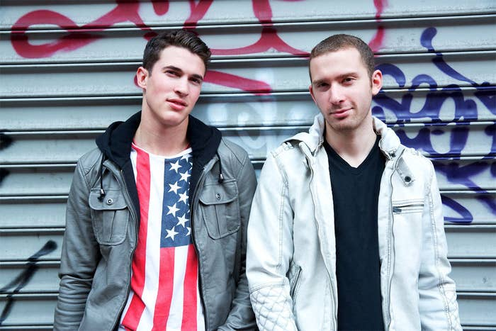 "Timeflies is a duo composed of producer Rob Resnick and vocalist Cal Shapiro. They got their start in 2010 with a few singles, but also created ""Timeflies Tuesday"" in which they release remixes, perform live covers, and freestyle over original beats. Here are some must hear Timeflies remixes for your enjoyment:"