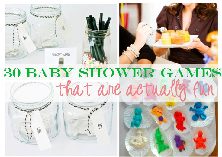 image relating to Spanish Baby Shower Games Free Printable identified as 30 Child Shower Video games That Are Genuinely Enjoyment