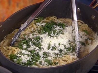 16. Lemon Spaghetti