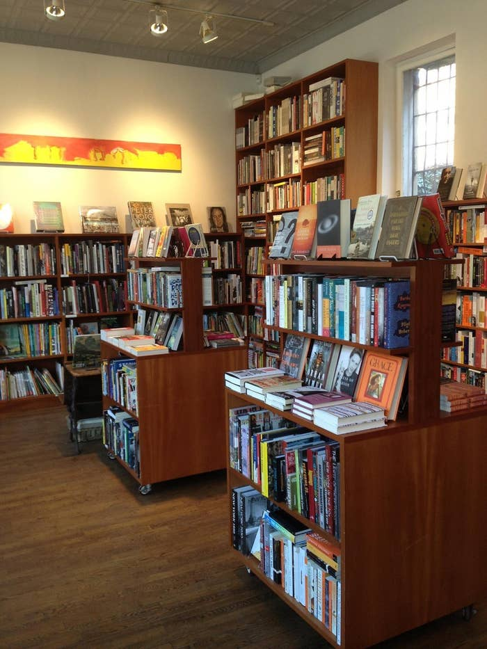 Located at 192 Tenth Avenue at 21st Street, 192 Books is adorable, well lit, and perfect for an intimate reading with the author you've been looking to meet.
