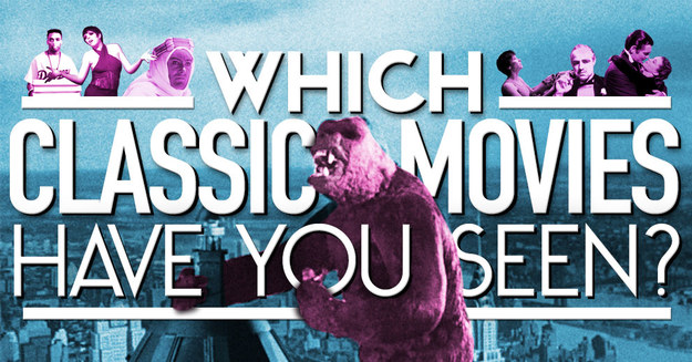 Which Classic Movies Have You Seen?
