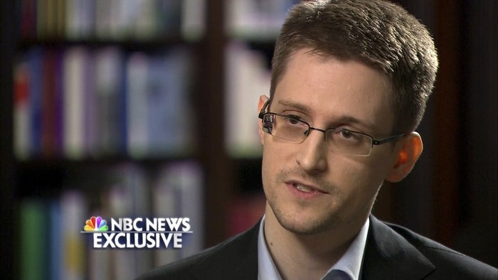"""I was trained as a spy in sort of the traditional sense of the word in that I lived and worked undercover overseas, pretending to work in a job that I'm not, and even being assigned a name that was not mine,"" Snowden said.""So when [critics] say I'm a low-level systems administrator, that I don't know what I'm talking about, I'd say it's somewhat misleading,"" he added.National Security Advisor Susan Rice said in a CNN interview Wednesday that Snowden never worked undercover. ""No,"" she said flatly when asked if he was ever a spy."