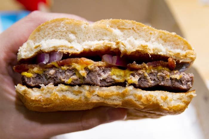 positive things about fast food