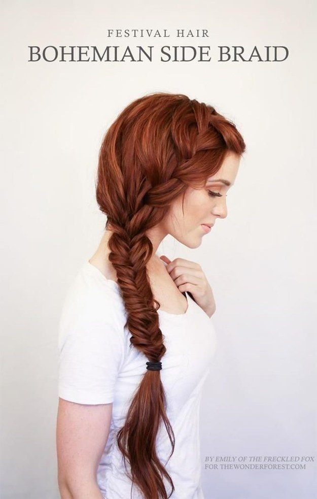 Terrific 23 Creative Braid Tutorials That Are Deceptively Easy Short Hairstyles Gunalazisus