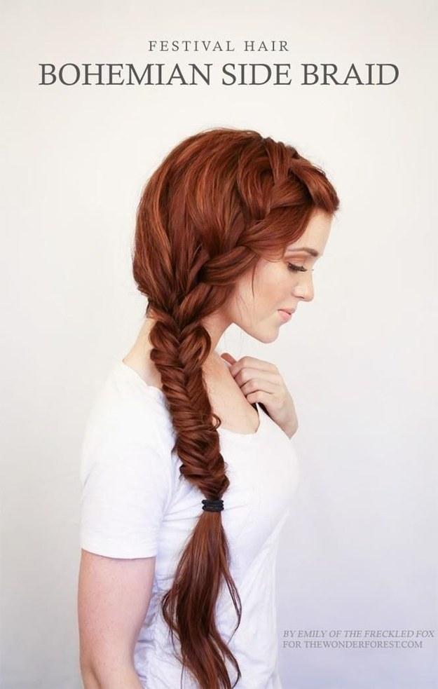 Phenomenal 23 Creative Braid Tutorials That Are Deceptively Easy Short Hairstyles Gunalazisus