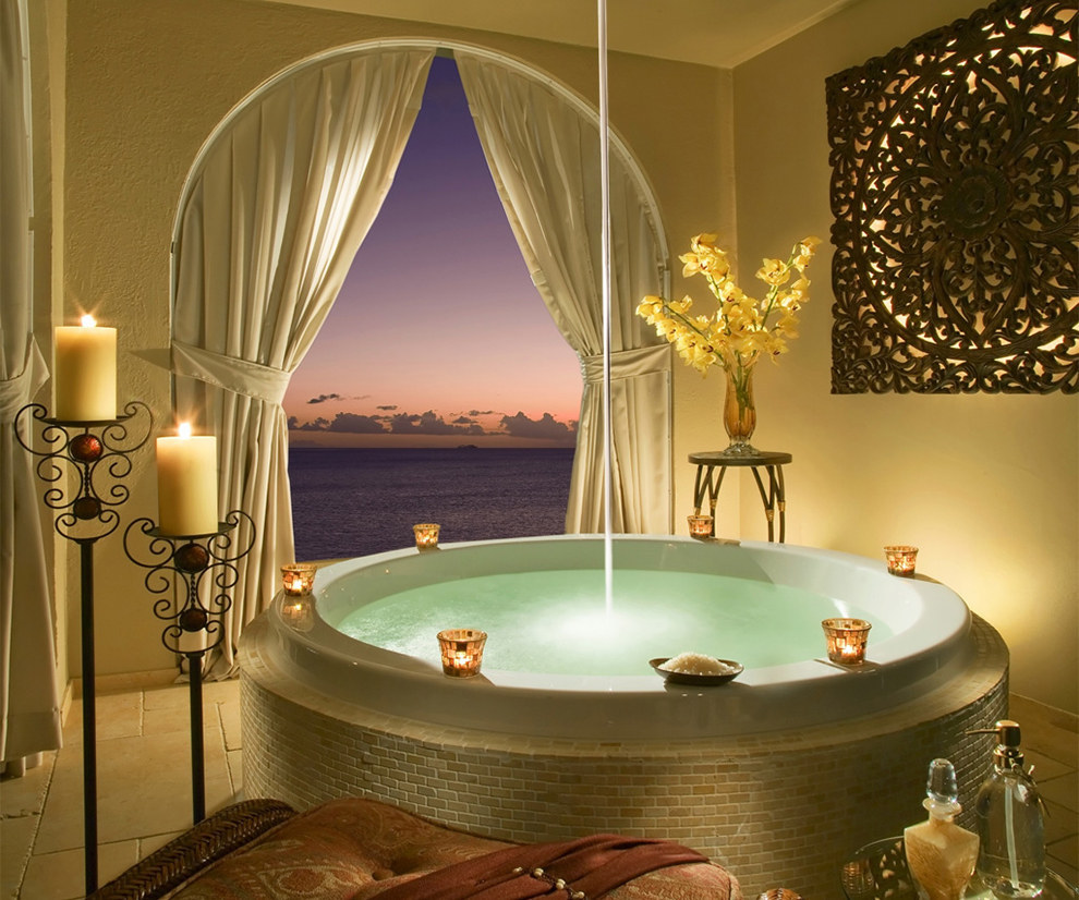 Dream Bathroom: 20 Dream Bathtubs From Hotels Around The World