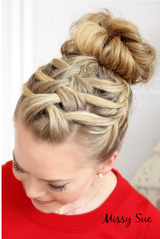 Astonishing 23 Creative Braid Tutorials That Are Deceptively Easy Short Hairstyles Gunalazisus