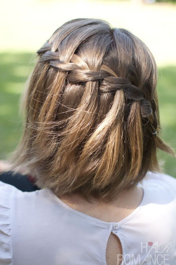 Swell 23 Creative Braid Tutorials That Are Deceptively Easy Short Hairstyles Gunalazisus