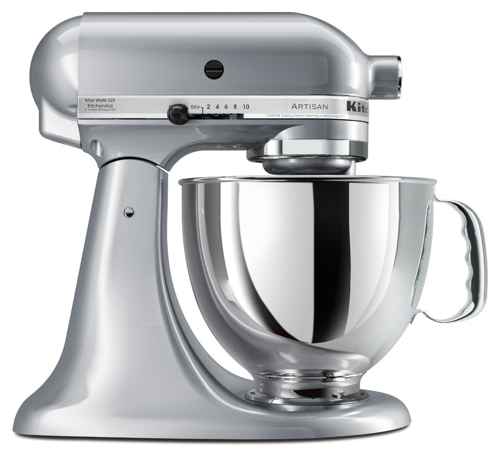 The STAND MIXER And The HAND MIXER Do The Same Things.
