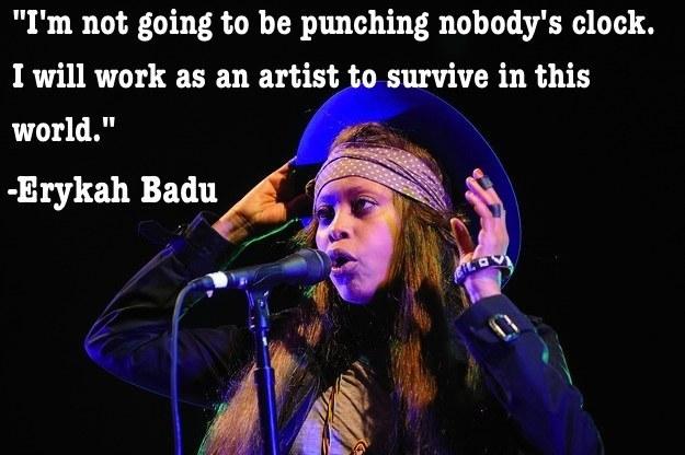 21 Brilliant Erykah Badu Philosophies That Will Inspire You