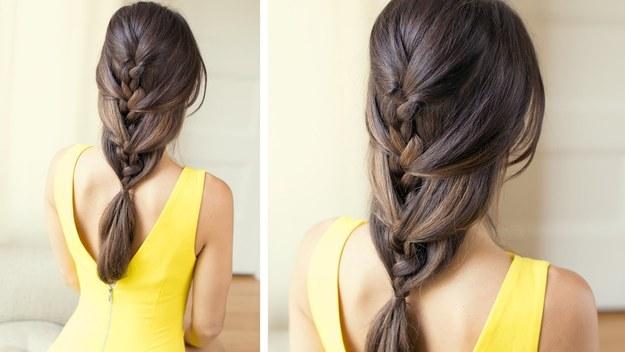 Wondrous 23 Creative Braid Tutorials That Are Deceptively Easy Short Hairstyles For Black Women Fulllsitofus