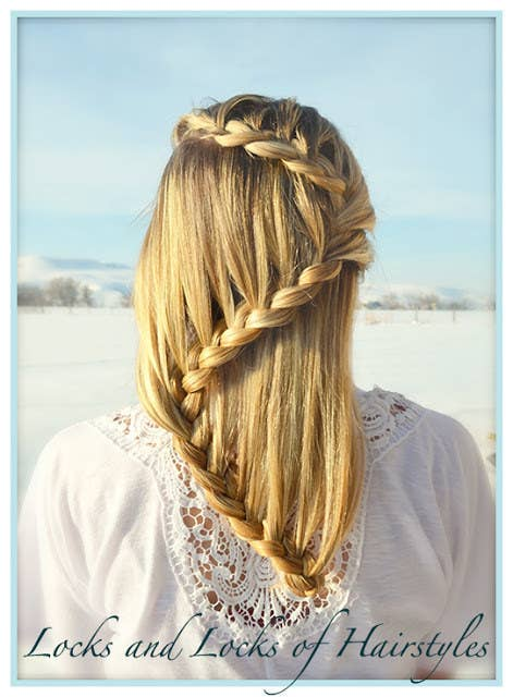 Best Hairstyles For Long Hair Braided Flower Crown By Tutorials Easy