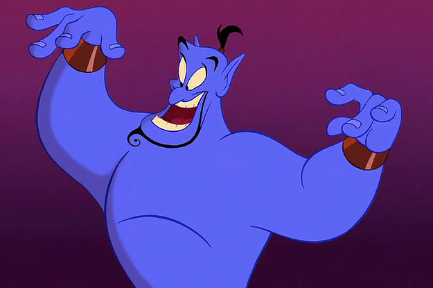 Its Impossible Not To Dance Friend Like Me From The New Aladdin Musical