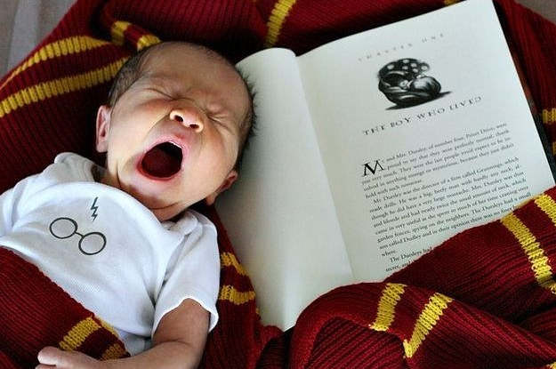 29 newborns who really nailed their first photo shoot