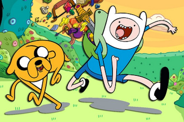 Adventure time dating quiz questions