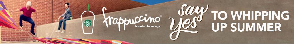 Starbucks Frappuccino® Canada