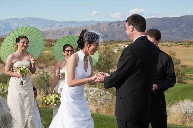 Get A Friend Or Family Member To Perform The Ceremony Officiants