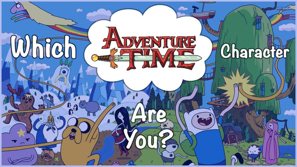 Adventure time dating quiz buzzfeed