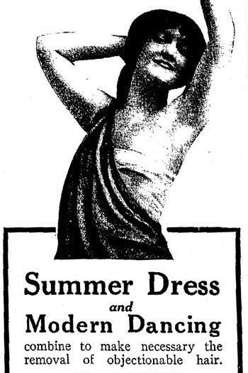 1915 ad from Harper's.