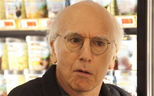 We can't really imagine Larry David as anyone but a cranky, brutally-honest, old, Jewish man, but we are prett-ay prett-ay sure he was a (hopefully) happy, brutally-honest, old-at-heart Jewish man while at camp.