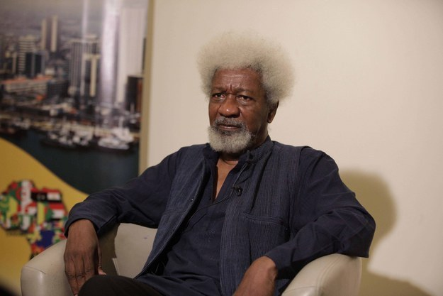 Nigeria's Nobel Winner Wole Soyinka Blames Corrupt Political Elite Over Kidnapped Girls