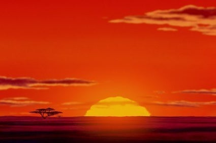 """The Lion King's """"Circle of Life"""" kicks off with Zulu."""