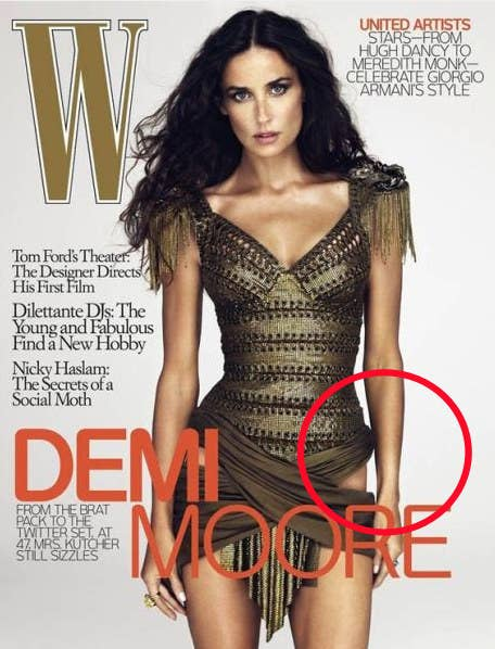 The Most WTF Celebrity Photoshop Fails Of All Time - This shocking video shows how photoshopped models are