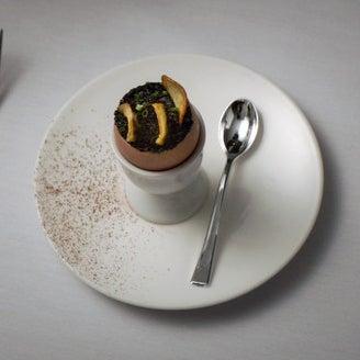 Caviar Egg