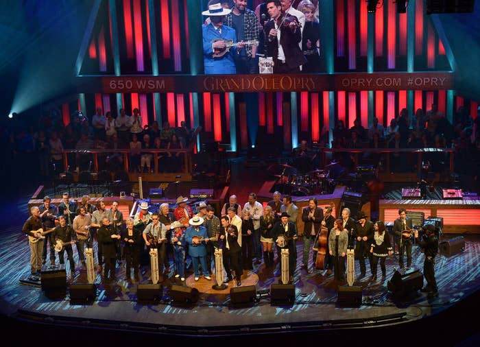 "A radio show that's been around since 1925, the Grand Ole Opry is what ""made country music famous."" Take a visit to honor its grand history and the contemporary artists who perform there now."
