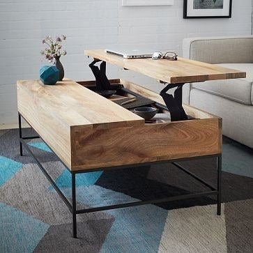 Multi Use Table 19 foolproof ways to make a small space feel so much bigger