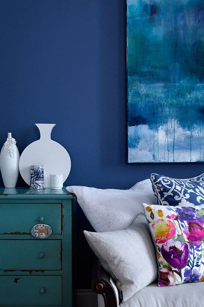 Design Sponge | Fiona Douglas of Bluebellgrey