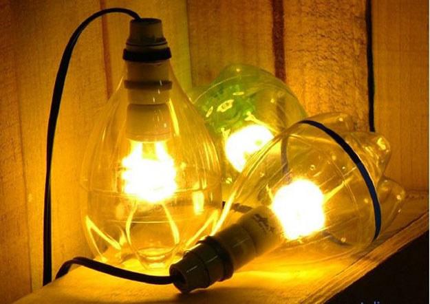 Переноска для лампочки своими руками
