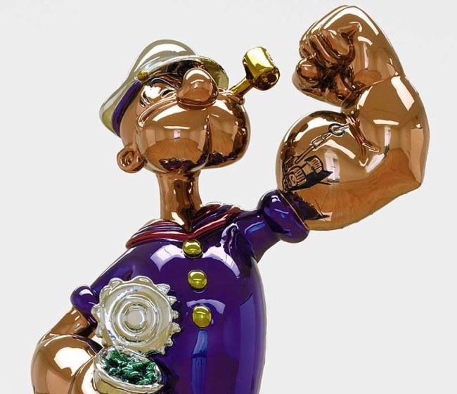 Casino Magnate Steve Wynn Paid $28 Million For A Statue Of Popeye The Sailor Man