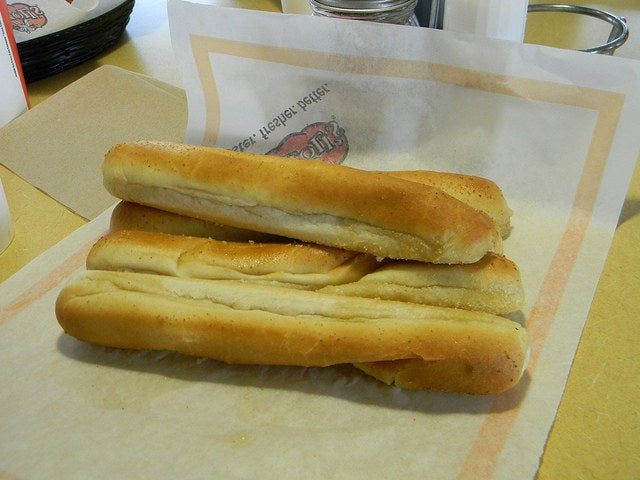Is there anything better than free breadsticks? Probably not. While you might have had better breadsticks in your life, you won't be able to stop yourself from continuously asking for a breadstick refill. Don't worry, it happens to the best of us.