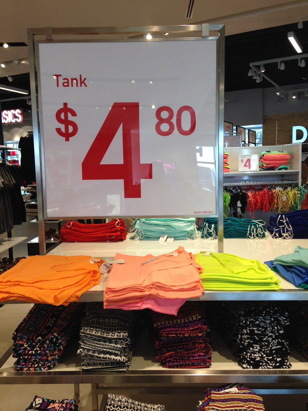 An Even Cheaper Forever 21 Highlights Low-Cost Manufacturing