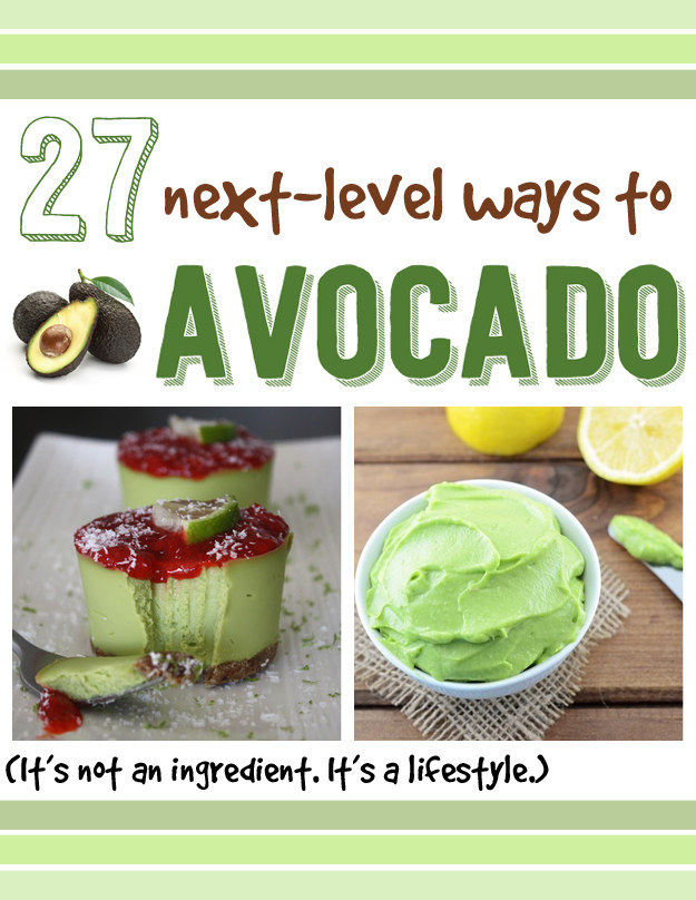 featured in buzzfeed 39 s 27 next level ways to use avocado