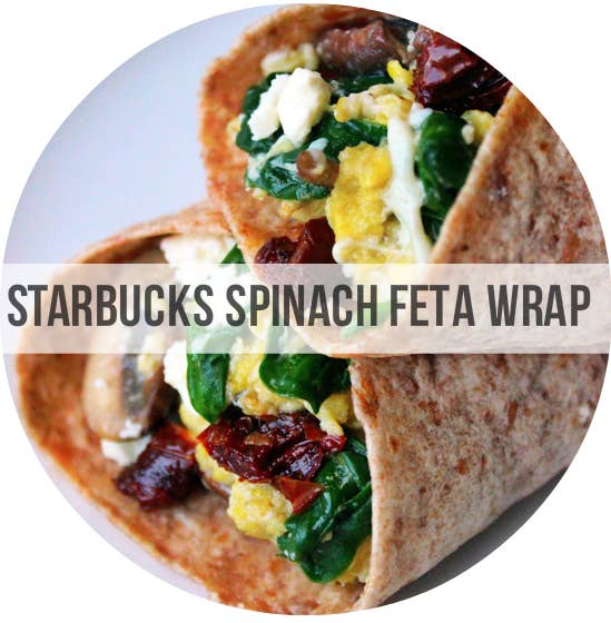Once you have one of these wraps, you'll want one every day. This recipe will save you money and cuts out the unnecessary sodium and additives.