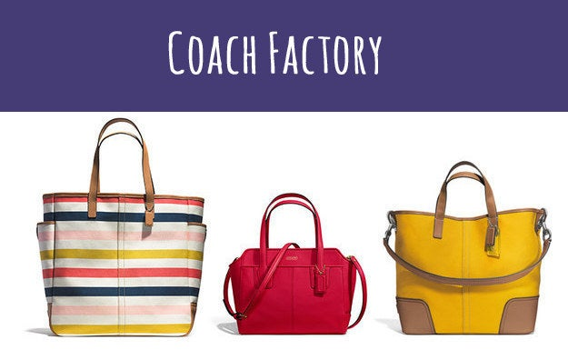 burberry premium outlet online 7hna  It's called Coach Factory You have to sign up
