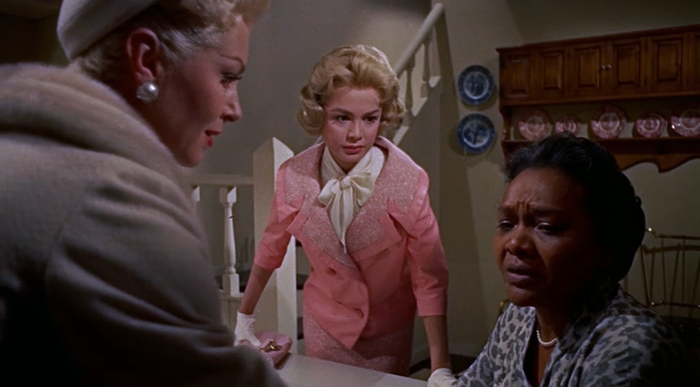 Written by: Eleanore Griffin and Allan ScottDirected by: Douglas SirkWhat it's about: Aspiring actress Lora (Lana Turner) and her daughter Susie (Sandra Dee) form a close relationship with Annie (Juanita Moore) and her daughter Sarah Jane (Susan Kohner), who struggles with her racial identity.When you'll start crying: After trying and failing to make peace with her estranged daughter, Annie grows increasingly ill and finally dies of a broken heart.When you'll totally lose it: At Annie's funeral, Sarah Jane returns — too late — to beg forgiveness of her mother, throwing herself on the casket as it's carried away.