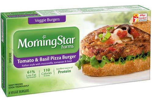 The Definitive Ranking Of Veggie Burgers