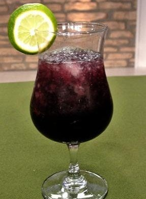Inspired by Edgar Allen Poe's spooky poem of the same name, this dark drink is layered with flavor and mystery. Click here for the recipe!