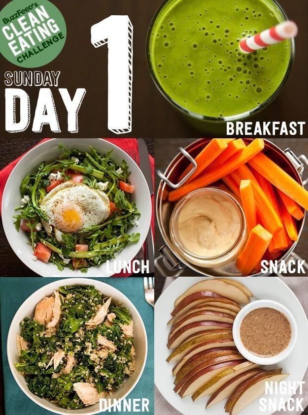 buzzfeed diet plan 4 weeks
