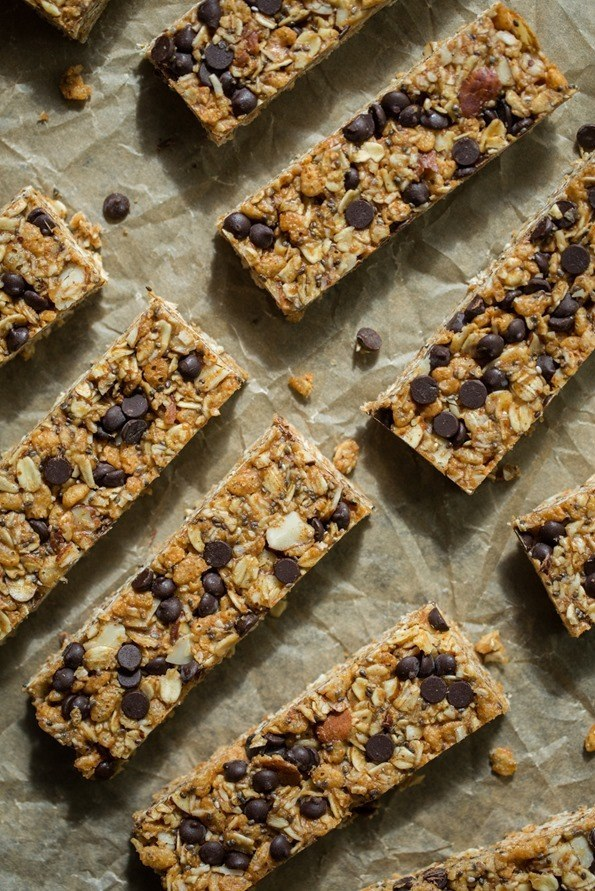 Easy yogurt granola bar recipes